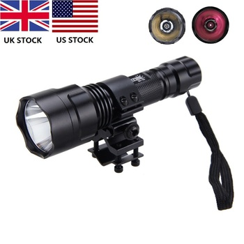 850nm IR Flashlight Infrared Radiation Night Vision LED Hunting Flashlight Mount Light To be used with Night Vision Device 10 infrared red storm 850nm night vision device fill light monitoring camera light source led focus long shot flashlight