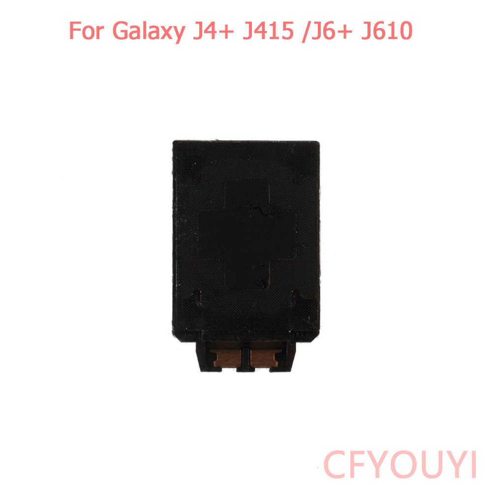 For Samsung Galaxy J6+ J610F J6 Plus/J4+ J415F J4 PLUS 2018  Loud Speaker Louder Replacement Part