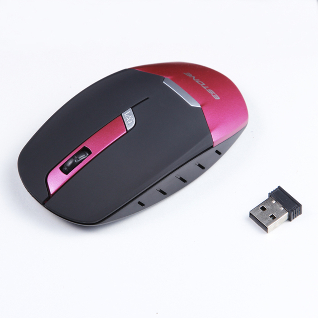 Best 2.4GHz Mini Portable Wireless Optical Gaming Mouse Mice Professional Gamer Mouse For Computer PC Laptop Desktop Suppion