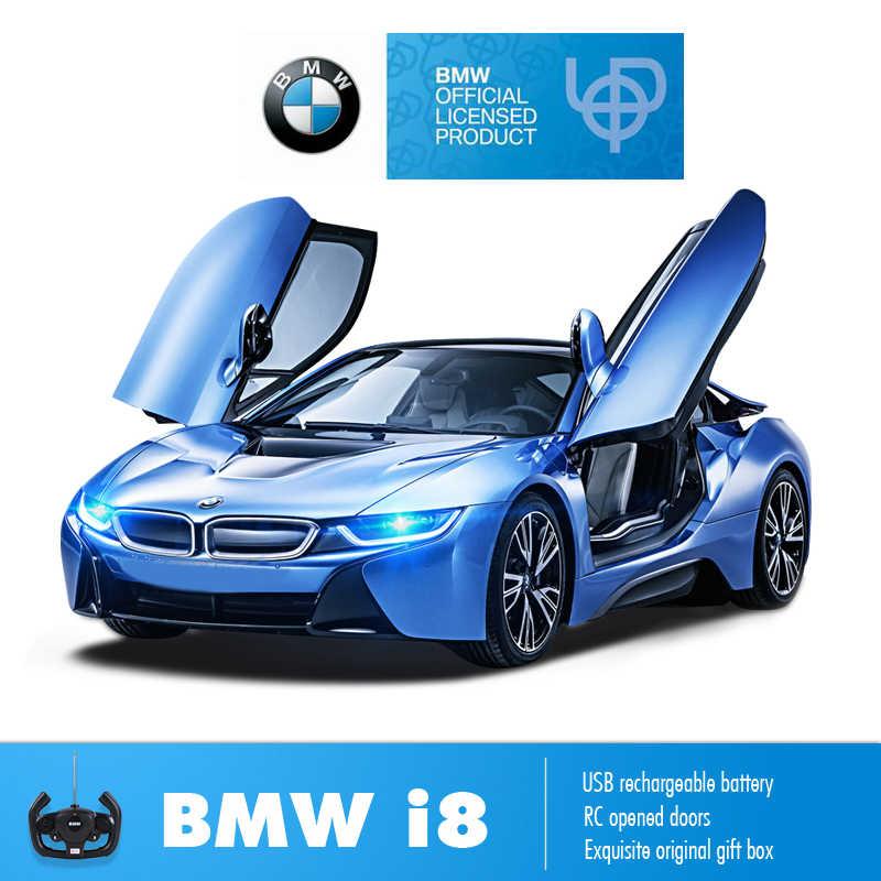 Detail Feedback Questions About Rastar Bmw Rc Car 1 18 Original I8