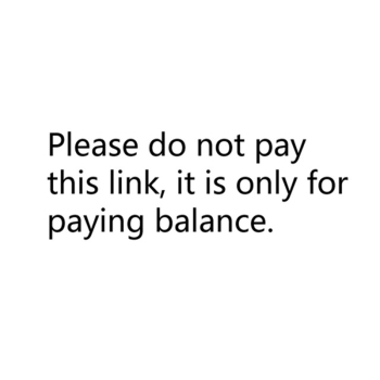 USD$0.01 please don't pay this link, it's only for the paying balance
