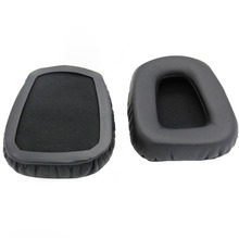 Black Replacement Ear Pads Cushion For Razer Electra Gaming PC Music Headphones Earphone Accessories Eh#