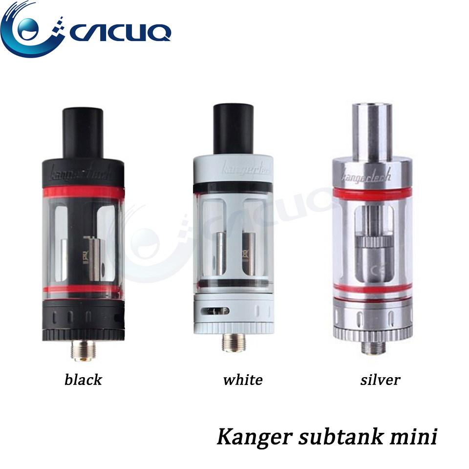 Russian Stock Original kangertech subtank mini atomizer kanger occ Coil 4.5ml tank clearomizer for eleaf istick MOD