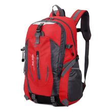 Hot Sale Multi-function Men Backpack High Quality Waterproof Nylon Bag Fashion Women Laptop Backpacks Schoolbag Hike Camp Climb