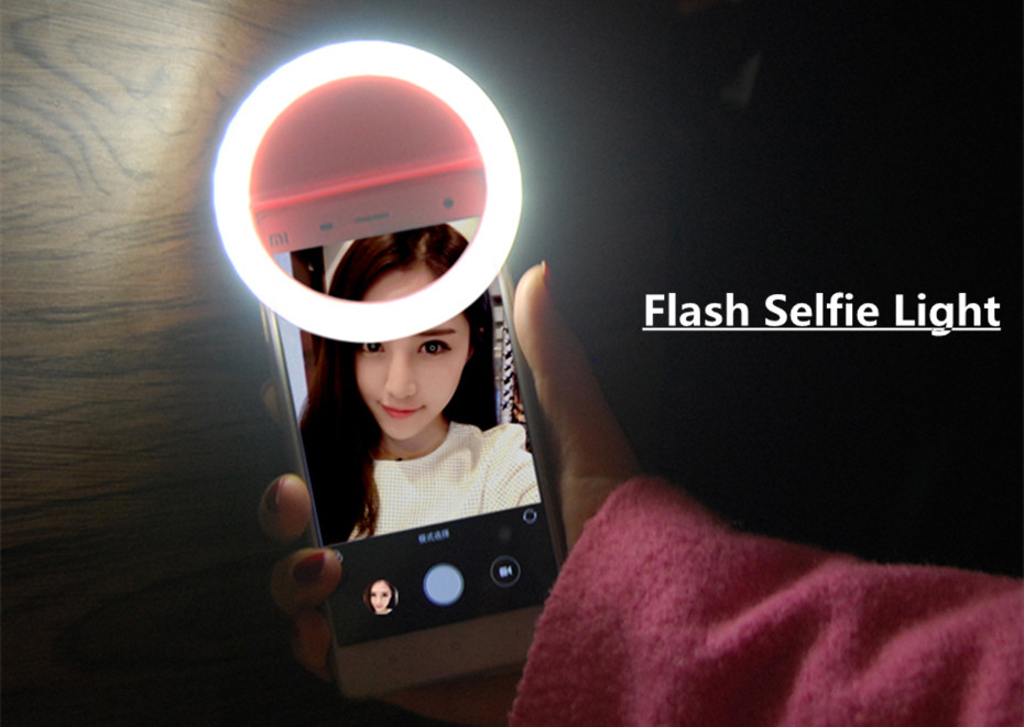 selfie flash light 930