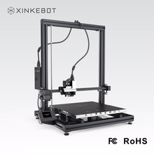 XINKEBOT Prusa i3 Orca2 Лебедь 3D Принтер 15.7*15.7 * 18.9in Боросиликатное Стекло Плиты 3D Комплект Принтера