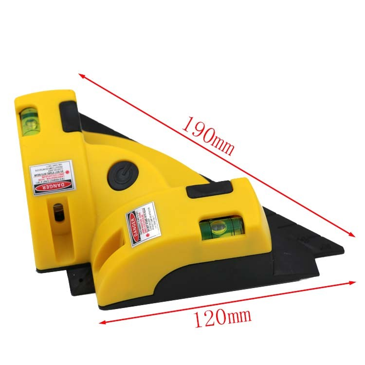 Right Angle 90 Degree Square Laser Level High Quality Level Tool Laser Measurement Tool Level Laser lp 102d laser level