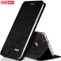 Huawei P10 Lite Case Cover Flip Luxury Leather Back Silicon Book Funda Protect Transparent Capa 5