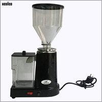 XEOLEO Electric Coffee grinder Turkish coffee grinder Coffee Milling machine Flat Burr grinder Espresso maker Miller Black/Red