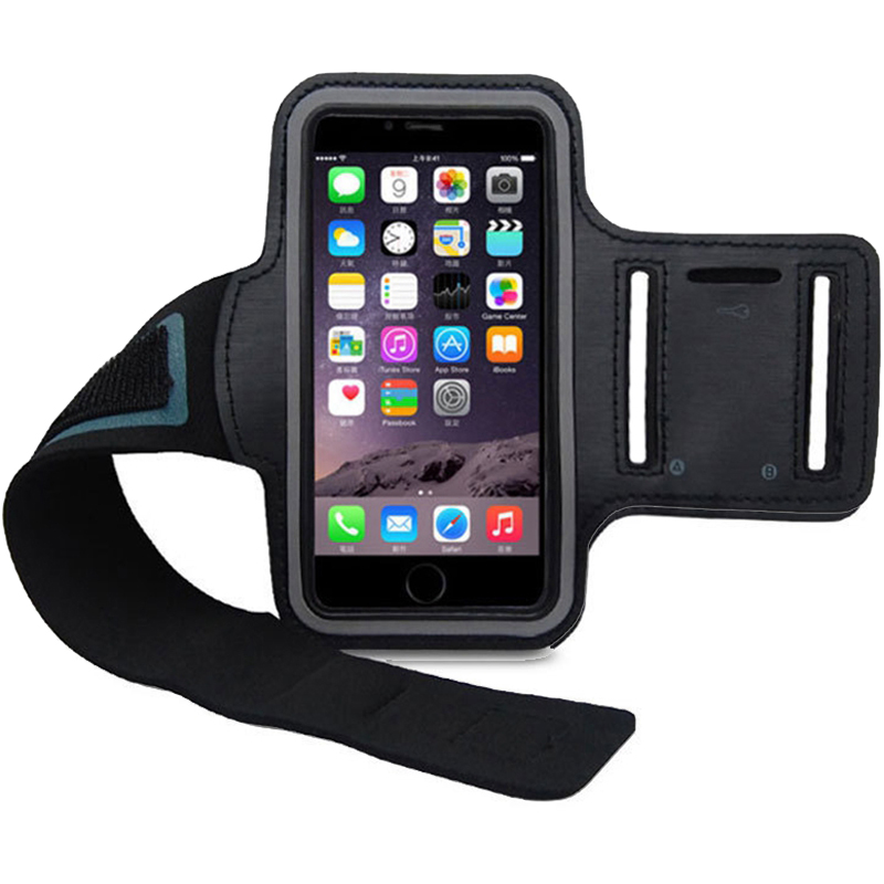Armband For Size 4 4.5 4.7 5 5.5 6 inch Sports Cell Phone Holder Case For iphone Xs XR X 6 7 8 Plus Phone On HandArmband For Size 4 4.5 4.7 5 5.5 6 inch Sports Cell Phone Holder Case For iphone Xs XR X 6 7 8 Plus Phone On Hand