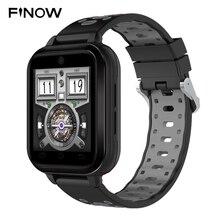 Купить 2018 новый 4 г Smart Watch finow Q1 Pro IP67 Водонепроницаемый Wi-Fi Беспроводные устройства 2 М камера 1 ГБ/8 ГБ android 6.0 сердечного ритма SmartWatch