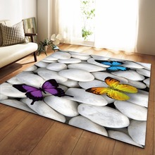 3D Printed Area Parlor Galaxy Space Rugs