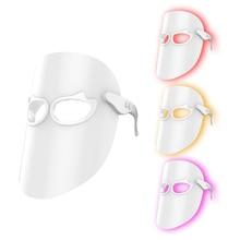 Led Therapy Mask Light Face Photon Facial Korean Skin Care