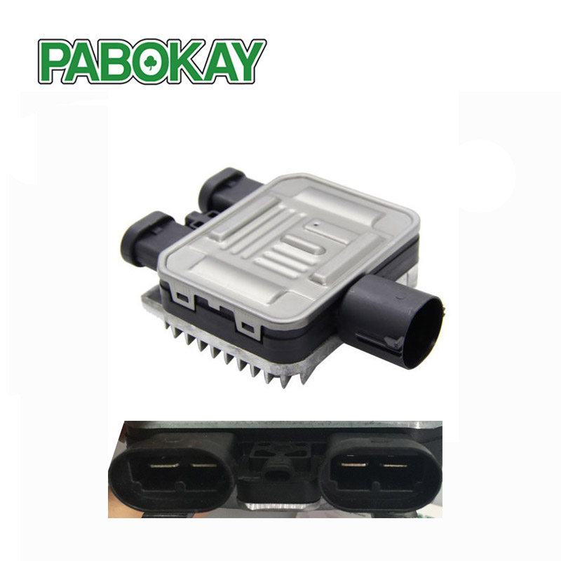 Radiator Cooling Fan Control Module Relay ECU For FORD TRANSIT 06-13 TDCI LAND ROVER FREELANDER Range Rover Evoque 941.0138.01 1137328464 radiator cooling fan computer for ford focus 2 mazda 3 fan speed control unit module 1 137 328 464