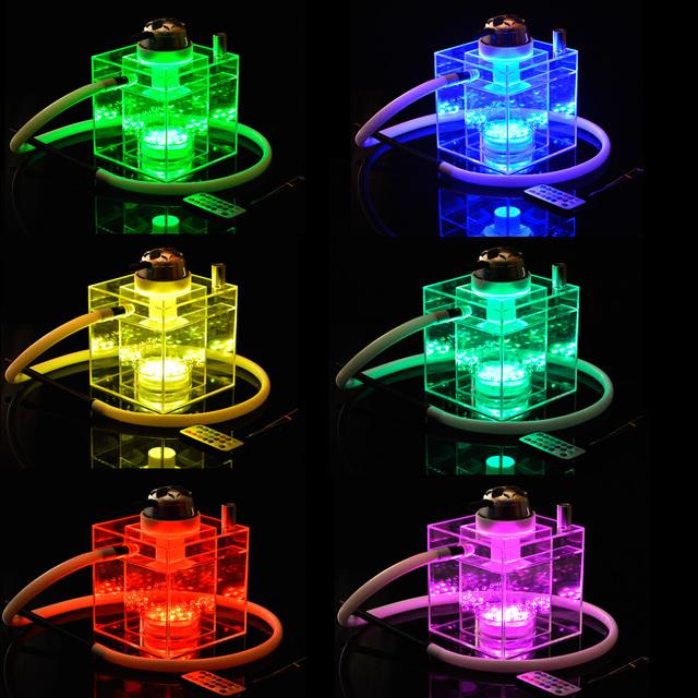 LED Light Electronic Hookah