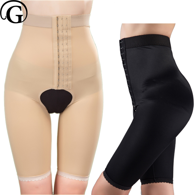 ed213245c72 PRAYGER Medical Control Body Shaper Hook Slimming Thigh Butt Lift Panties  Smooth Breathable Tummy Trimmer Shapers