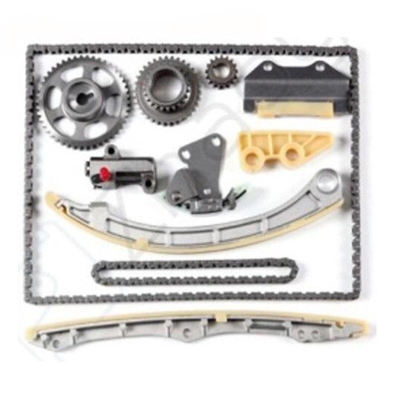 TK4033 WP4033 TK9040 para 02 06 Acura RSX Honda Civic Si 2.0L K20A3 Kit de cadena de distribución con aceite bomba de coche conjunto