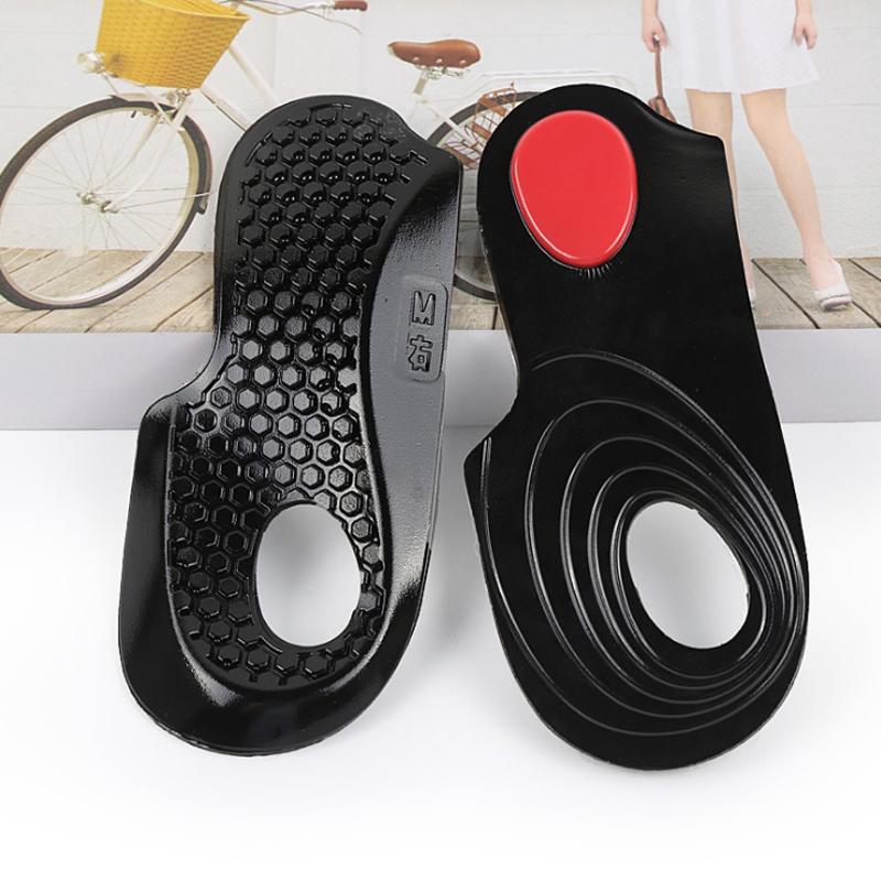 Foot Correction Beauty Legs Body Shaping Feet Care Shoes Pad Upscale X/O type legs Orthotic Silicone Orthopedic Insoles Flat