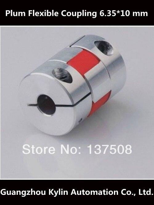 Flexible Plum Wellenkupplung CNC-Schrittmotor KoppleRSZ8