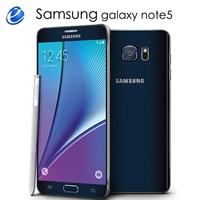 Original Samsung Galaxy Note 5 Note5 N9200 4GB RAM 32GB ROM Android Smart Phone 5 7