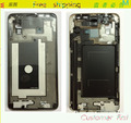 Replacement New Original Front Bezel Frame LCD Panel  For Samsung Galaxy Note 3 Neo N7505  N7502 Housing Case