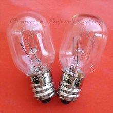 New!miniature Light Lamp 220v 15w E12 T20x45 A659