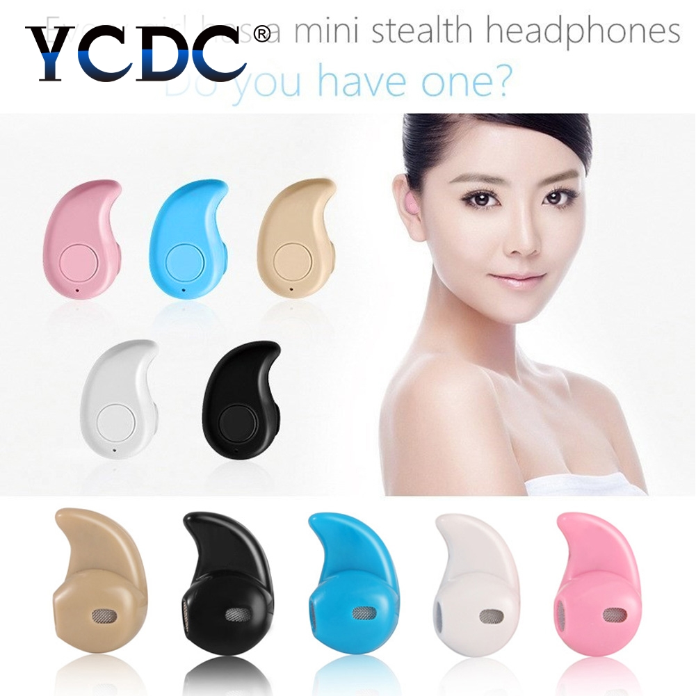 Small Stereo S530 Bluetooth Earphone 4.0 Auriculares Wireless Headset Handfree Micro Earpiece for xiaomi phone Fone de ouvido 2017 new 2 in 1 mini bluetooth headset phone usb car charger fone de ouvido micro earpiece wireless earphone for xiaomi mi6 mi 6