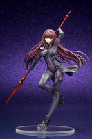 24cm Fate/Grand Order Scathach Action Figure 1/7 scale painted figure Servant Scathach Doll PVC figure Toy Brinquedos Anime