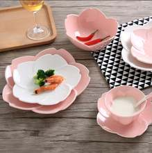 Креативная керамическая тарелка набор кофейных чашек для завтрака