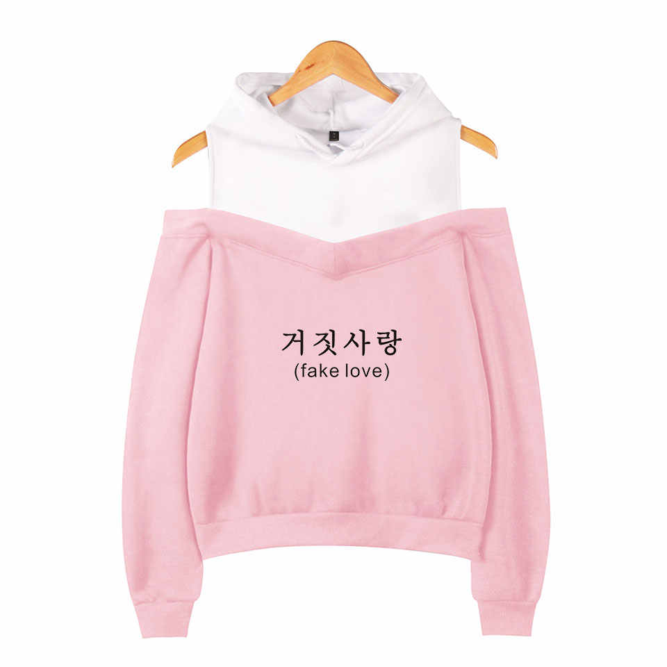 62abb2e61 bts harajuku 2019 bts Kpop album bts Member Idol Name Hoodies sweatshirts  women hooded off-