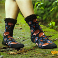 New Fresh Style Women Socks Printed Animal Breathable Soft Cute Hedgehog Flowers Funny Unisex Colorful Sokken Unisex King060