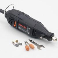 RIESBA High Quality 220V 110V 180W Dremel Style Electric Rotary Tool Variable Speed Mini Drill