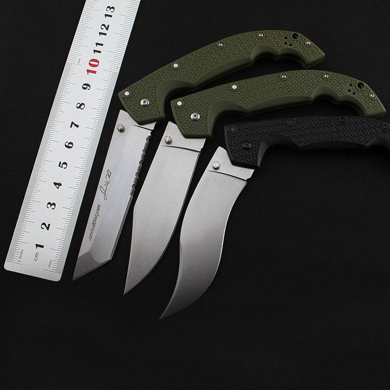 Brave Fighter 29UXTGH XL Folding Tactical Knife 55-57HRC D2 Blade Folding Knife Outdoor Pocket Survival Knife EDC Pocket Tools джемпер brave soul brave soul br019ewulf49