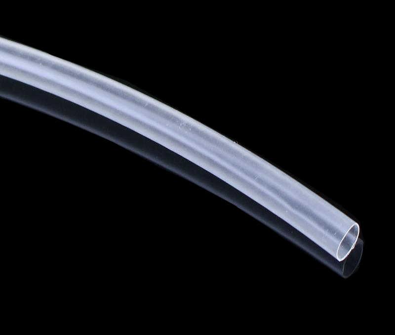 1 mètre/lot 2:1 tube thermique transparent 1mm 1.5mm 2mm 2.5mm 3mm 3.5mm 4mm 5mm 6mm diamètre tube thermorétractable bricolage connecteur réparation