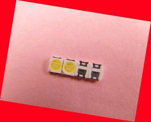 Image 2 - 200piece/lot for repair Konka Changhong Hisense LCD TV LED backlight SMD LEDs 3V 2835 Cold white light emitting diode