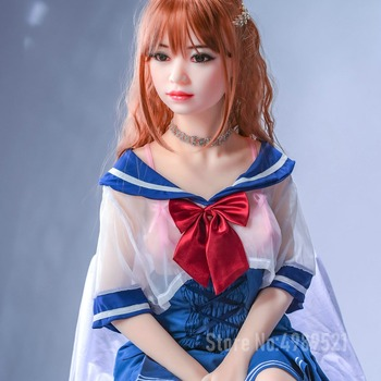 150cm Realistic Silicone Sex Dolls Real Full Size Cute Girl Sex TPE Doll Japanese Love Doll Adult Toys DOLL