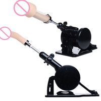 Sex Machine Love Machine Electric Thrusting Machine Guns Sex Furniture with 1 Dildo 1 Cup 2 Vibrating Jump Egg for Lovers