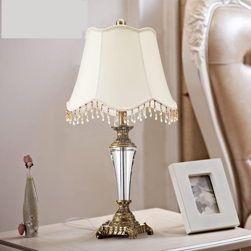 Cristallo Moderna Lampada Da Tavolo-Acquista a poco prezzo ...
