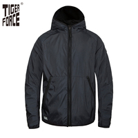 Tiger Force 2019 Ultra Light Hooded Men Jacket Spring Summer Breathable Clothes Sun Protection Jackets Quick Dry Anti UV Coat