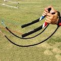 40 cm Linha Quad Stunt Kite Kite Alças Para Poder Segurança Landboarding Instrutor de Kitesurf Kite Ferramentas