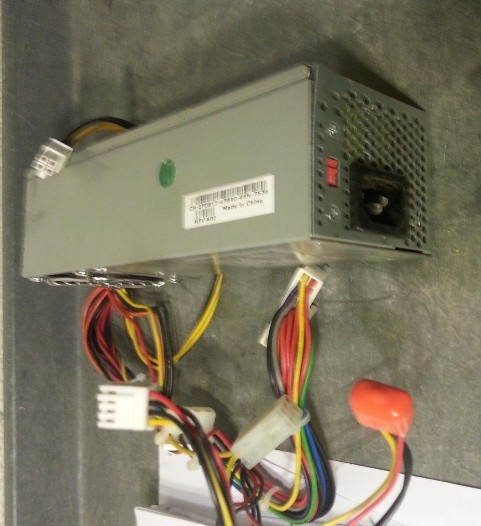 0P0813 P0813 160 W Optiplex GX270 Power supply well tested working