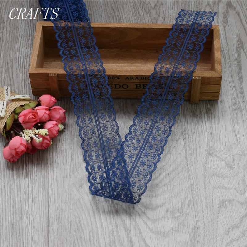 HTB1qFjIbAfb uJkHFJHq6z4vFXav New! 10 yards of beautiful lace ribbon, 4.5 cm wide, DIY Clothing / Accessories / floral accessories, etc.