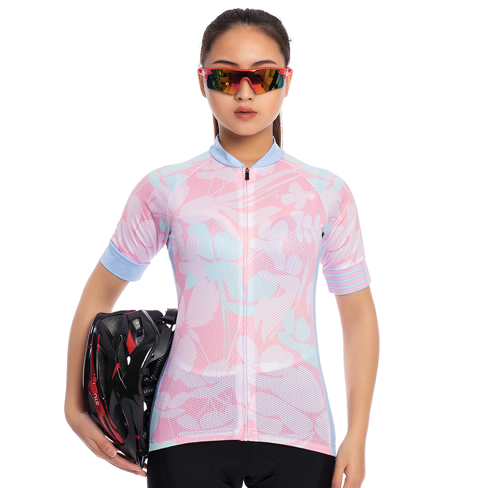 2018 Firty snow new Women UV protect Cycling Jerseys mountain suit breathable quick drying Riding Jersey Clothing Sets
