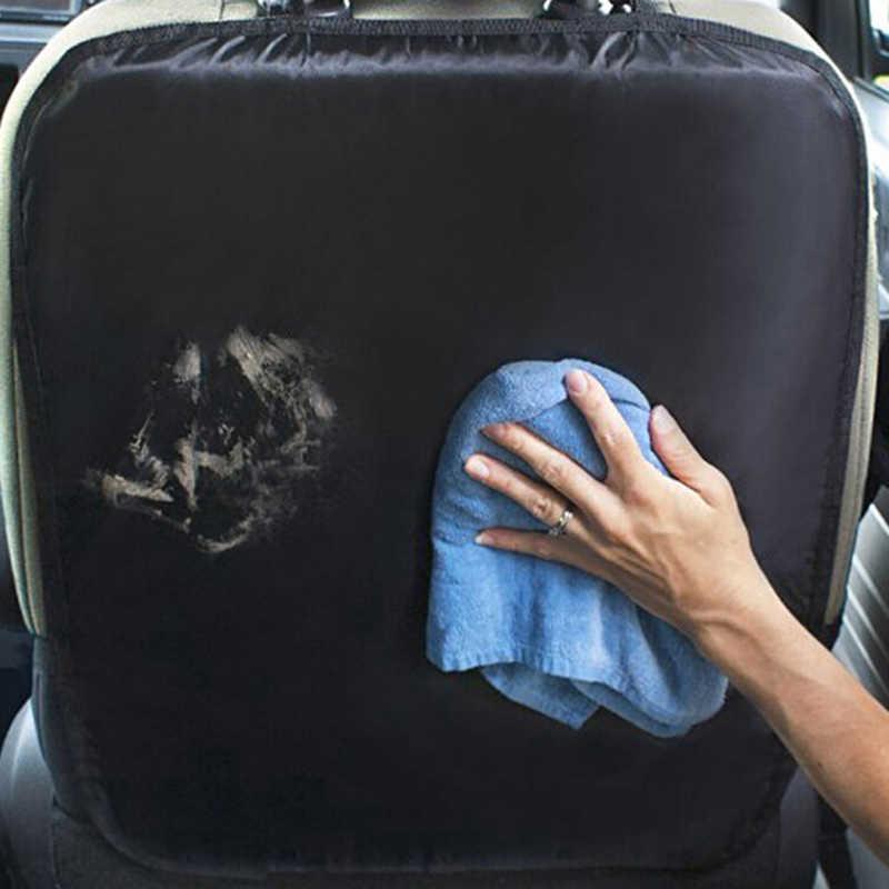 Capa protetora para parte de trás do assento de carro, 1 peça, 65*44cm, proteção anti-sujeira para crianças sacos de armazenamento sujo