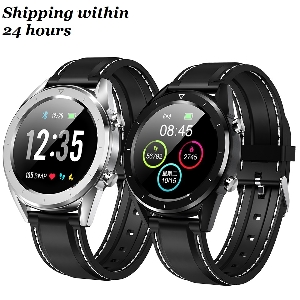 KSR901 Dt28 Smartwatch Bluetooth Health Waterproof Android/ios Phones Touch-Screen Sport