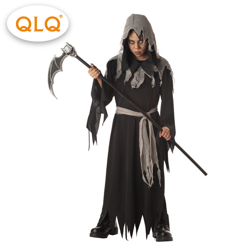 Kids Horror Ghost Costumes Halloween Rotting Zombie American Play Zombie Clothes Zombie Pirate Clothings