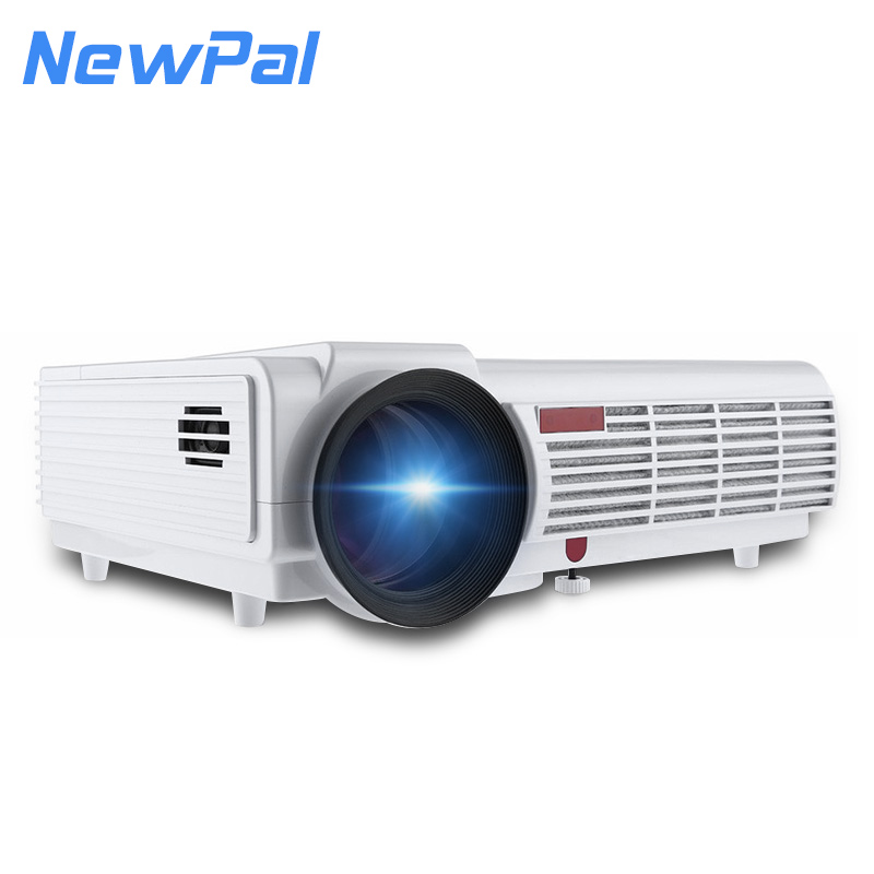 5000Lumens font b 3D b font Home Projector Support 1920 1080Pixels Video TV Android WIFI Projector
