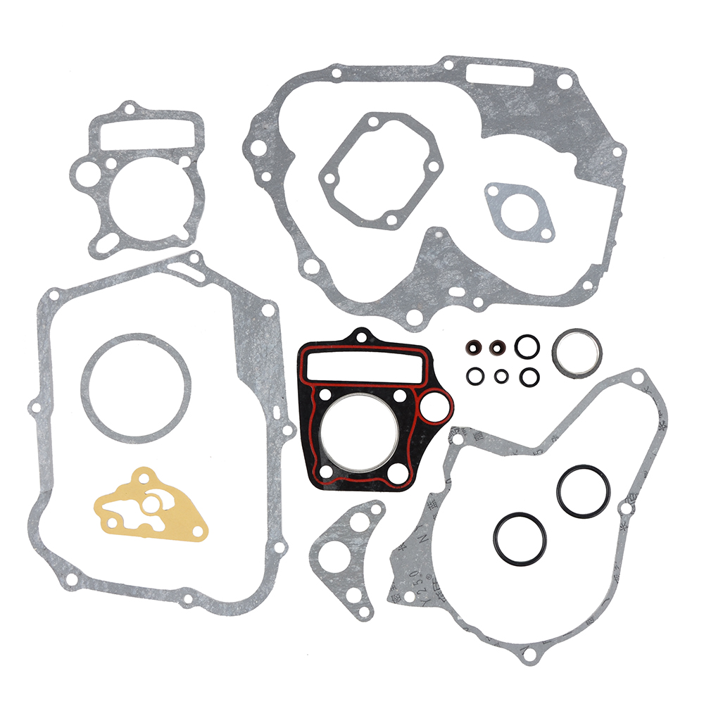 H2CNC Gasket Set Kit For Honda 70-90cc Econo CRF70 70F CT70 Trail 70 S65 XR70