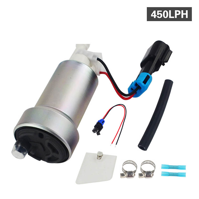 Do Promotion! 450LPH High Performance Fuel Pump & Install Kit WALBRO# F90000267E85 TIA485-2Do Promotion! 450LPH High Performance Fuel Pump & Install Kit WALBRO# F90000267E85 TIA485-2