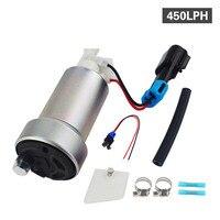 Do Promotion! 450LPH High Performance Fuel Pump & Install Kit WALBRO# F90000267E85 TIA485 2